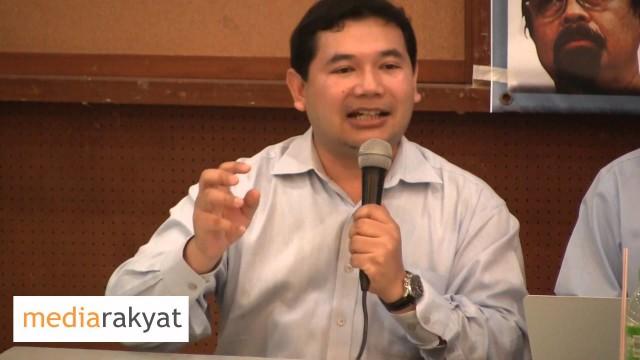 Rafizi Ramli: Mustahil Barisan Nasional Boleh Dikalahkan Kalau Tidak Ada 1 Lawan 1