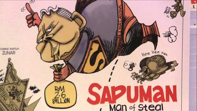 Zunar Kartunis: Menurut Akta Kartun Zunar, 1 Kesalahan Jika Tak Share Kartun Ini