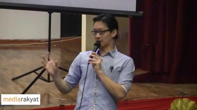 Dr Lee Hwok Aun: Diskriminasi Kaum Di Pasaran Buruh Malaysia