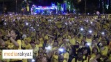 (Bersih 4) Cantonese Song: 光辉岁月