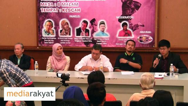 Nurul Izzah: Bagaimanakah Rakyat Malaysia Boleh Memperbaiki Maruah Melayu?