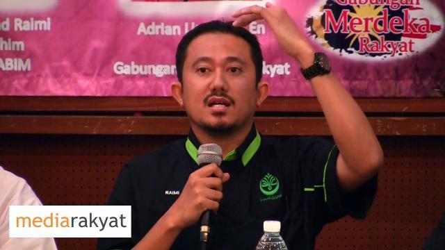 Hj Mohd Raimi: Maruah Itu Menuntut Orang Melayu Untuk Menentang Siapa Yang Melakukan Kezaliman
