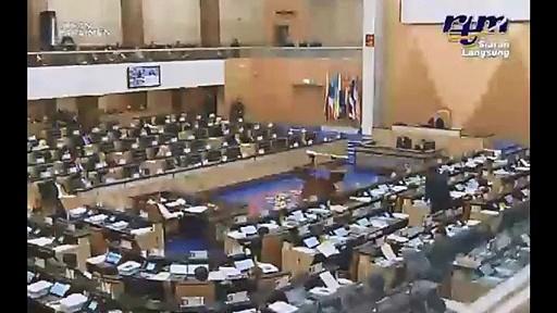 """""""Kong Kali Kong"""" Di Parlimen"""