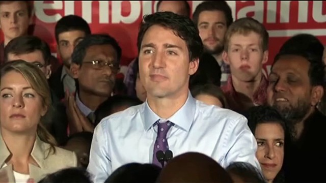 Canada's New PM: Hey! We have respect for journalists in this country. They ask tough questions and they're supposed to