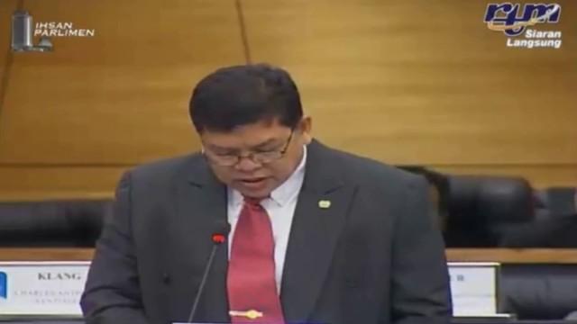 Debat Bajet 2016: Korea Tidak Ada UMNO Yang Menjadikan Mereka Maju