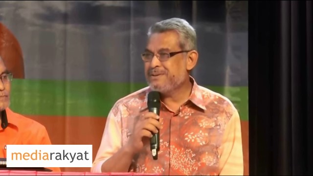 Khalid Samad: We Are Going From A Poor Party To A Even Poorer Party