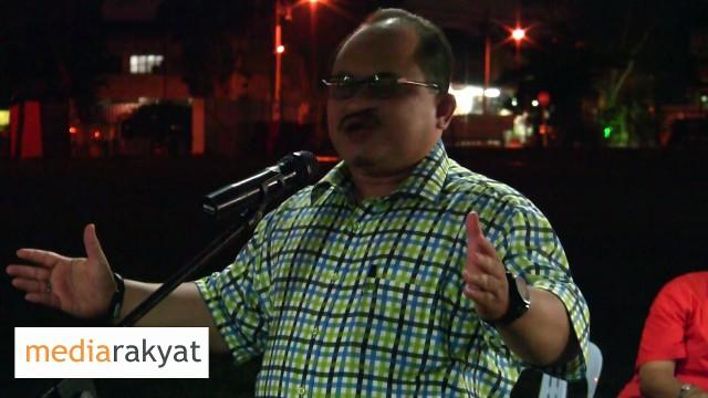 Shamsul Iskandar: Rakyat Didahulukan, Bila Negara Dah Tak Ada Duit, Rakyat Bayar Dulu