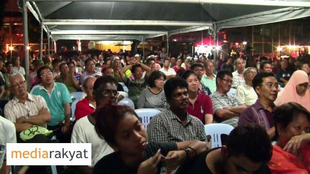 Lim Guan Eng: Kita Sedia Dihalau Keluar Untuk Suarakan Tentang Skandal 1MDB