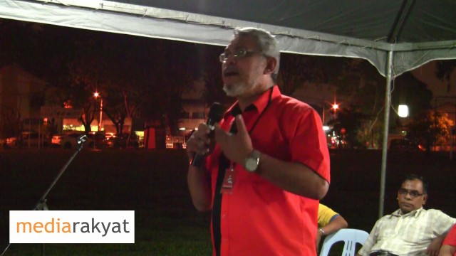 Khalid Samad: Inilah Kezaliman Oleh Orang Yang Ada Kuasa Yang Majoriti