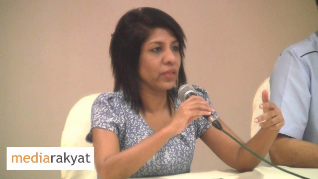 Cynthia Gabriel: Our Work Cannot Be Interrupted & Threatened By Acts Of Violance