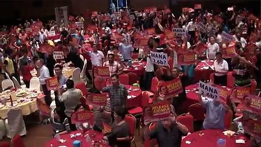 Nga Kor Ming: Najib Bergambar Dengan Ketua Komunis China, Adakah Ini Bererti Najib Sokong Komunis?