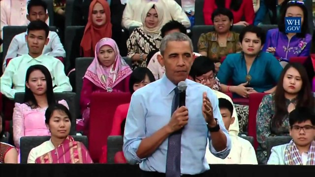 Obama To Raise Concerns Of Transparency & Freedom Of Expression With Najib