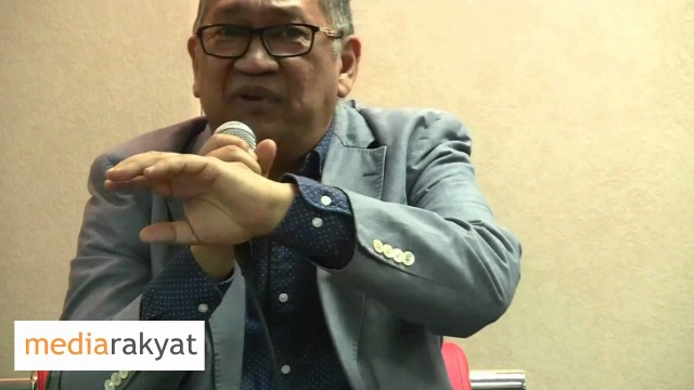 Abdul Gani Patail: It Is Parliament That Passes SOSMA