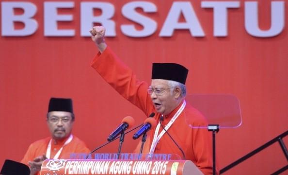 Pakatan Harapan mengutuk sekeras-kerasnya ucapan Najib di Perhimpunan Agung Umno yang cuba memainkan api perkauman