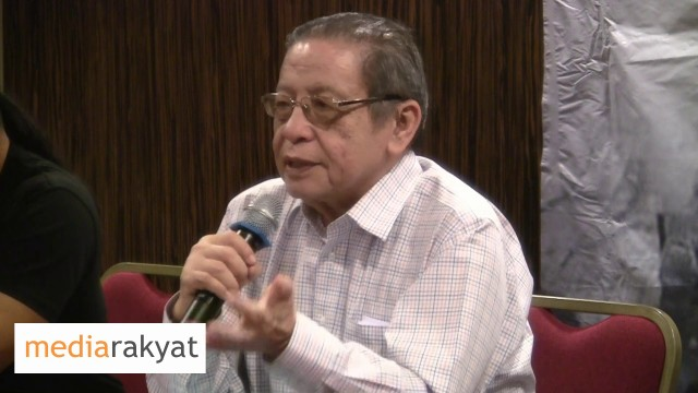 Lim Kit Siang: Every MPs Must Explain Why They Voted For The NSC Bill 2015