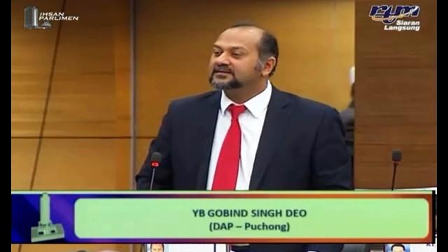 (Hot) Gobind Singh Deo: Lembah Pantai Berdiri Untuk Membela Diri Sendiri, Why Not The Prime Minister?