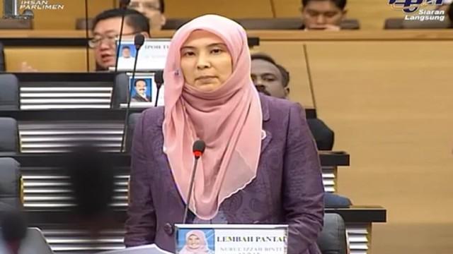 105 Undi  Vs 77 Undi, Nurul Izzah Dibawa Ke Jawatankuasa Hak & Kebebasan Parlimen