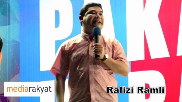 Rafizi Ramli: Pilihanraya Umum Yang Akan Datang Akan Dimenangi Melalui Whatsapp