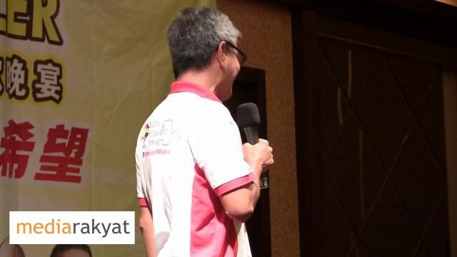 Tony Pua: Mana Pergi Wang Rakyat?