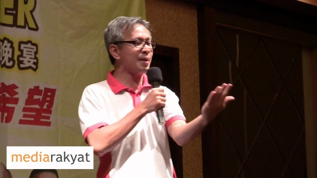 Tony Pua: How many billion ringgit has actually has been deposited into Dato' Seri Najib Razak's personal bank account?