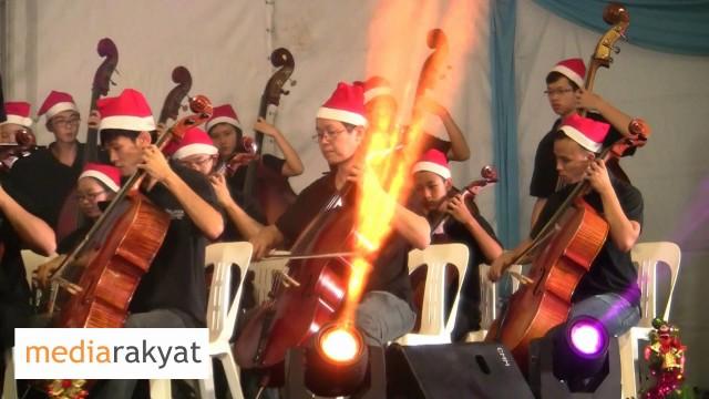 Selangor 2015 Christmas Celebration: Selangor Philharmonic Orchestra (SPO)