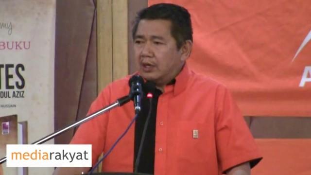 Salahuddin Ayub: Sesiapa Mahu Berdepan Dengan UMNO BN, Ayuh, Mari Kita Bertarung Di Kalangan Ini