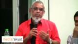 Khalid Samad: Yang Dilakukan Oleh Kepimpinan Dikuasai UMNO BN Merosakan Negara, Rakyat Akan Rugi