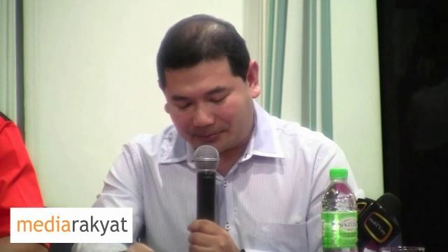 Rafizi Ramli: Macam Mana Nak Menang Undi Melayu?