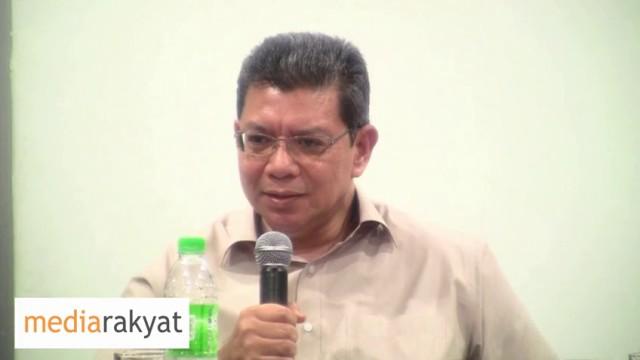 Saifuddin Abdullah: Cara Yang Terbaik Ialah Menunjukkan Trek Rekod
