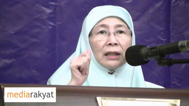 Dr Wan Azizah: The government must be firm and consistent by providing clear leadership and curb a climate that encourages extremism