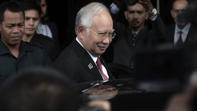 Najib's Lawyers Failed To Strike Out Parts Of An Affidavit By mediarakyat.net