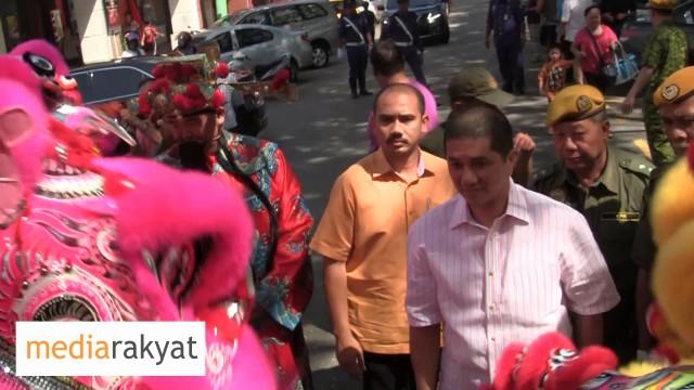"""Azmin Ali: Pemimpin Kita Tak Nak """"Donation"""" Daripada Orang Asing"""