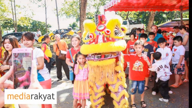 A CNY Celebration In Petaling Jaya, In Picture