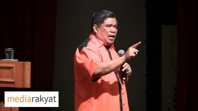 Mat Sabu: Kita Mahu Najib Di Jatuhkan, BN Dijatuhkan, Najib Must Go, BN Must Go