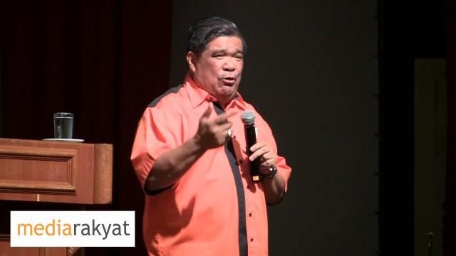 Mat Sabu: Siapapun Yang Dizalimi, Kita Akan Lawan Orang Yang Zalim Itu