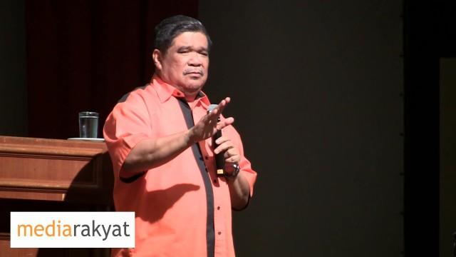 Mat Sabu: Kenapa Orang Islam Tidak Sensitif Dengan Rasuah?