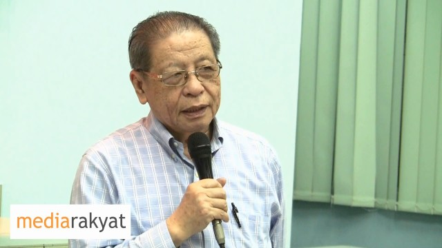 Lim Kit Siang: I am prepared to meet Liow any time. Just name the place, date and time