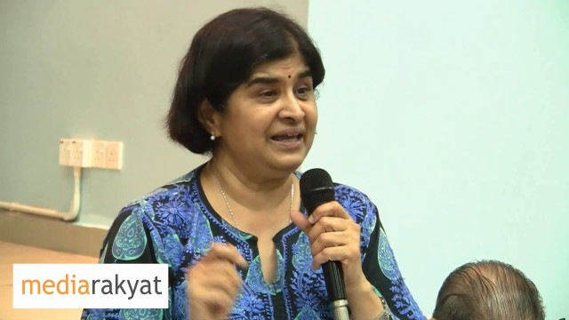 Ambiga Sreenevasan: Have Faith, Unconditionally Support This Declaration