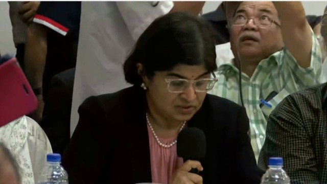 Ambiga Sreenevasan: Time To Set Aside Our Differences Is Now, Time To Reclaim This Nation Is Now
