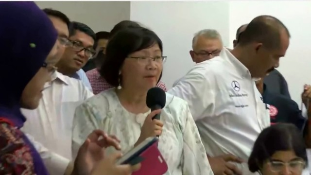Maria Chin Abdullah: Yes, We Do Want To Remove Najib, We Have Given Him Too Many Chances