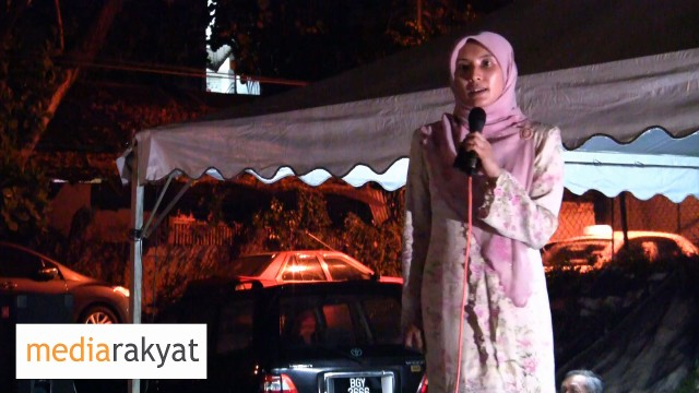 Nurul Izzah: Kenapa Nak Sibuk Pergi Deklarasi Bersama Mahathir Mohamad?