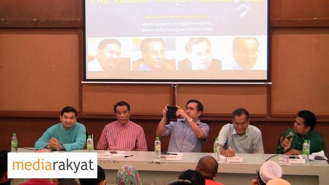 Rafizi Ramli: Bagaimanakah Memberi Ruang Kepada Mahathir, Akan Menguntungkan Rakyat & Pembangkang?