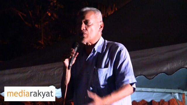 Muhammad Taib: Semua Orang Cakap Sekarang, Apa Sudah Jadi? What Is Happening To Your Country?