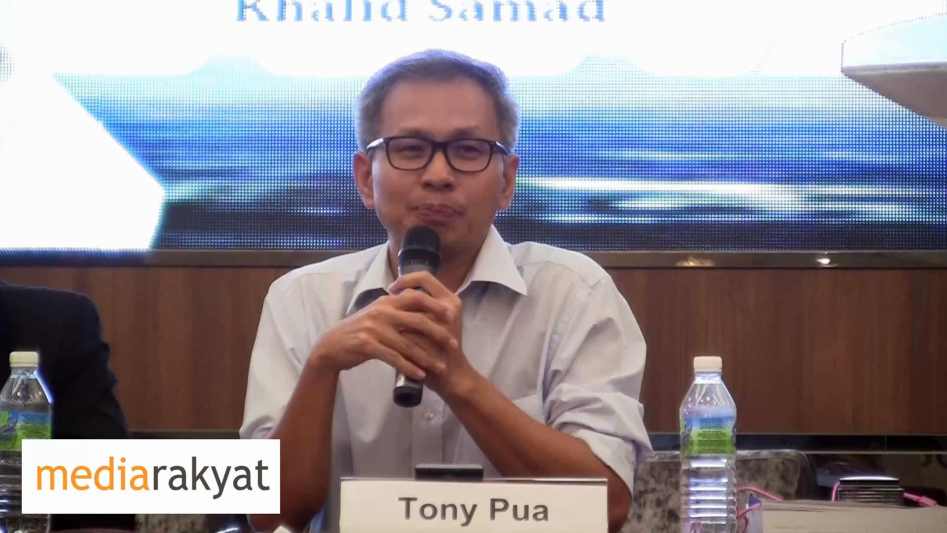 (Q&A) Tony Pua: Mengapa Najib Tidak Dipanggil Memberi Statement Kepada PAC?
