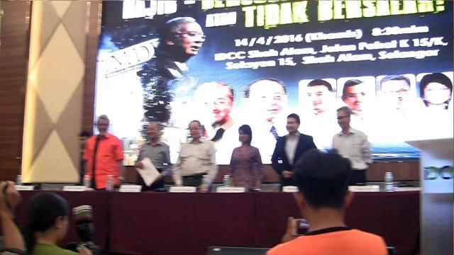 Tony Pua: Kenapa Kita Benarkan Laporan PAC 1MDB Untuk Dibentangkan?