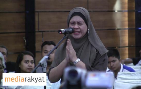 (Q&A) Air Mata Gugur Untuk Malaysia! Saya Merasa Putus Asa!