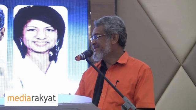 Khalid Samad: Najib Tidak Boleh Lari Dari Tanggungjawab Terhadap 1MDB