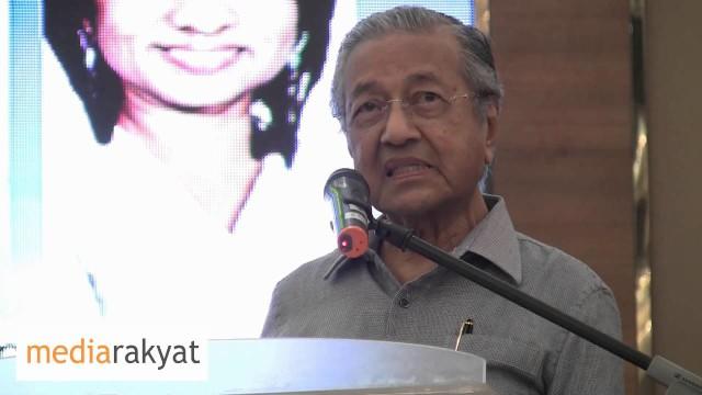 Dr Mahathir: Najib Menandatangani Dokumen Tanpa Baca, Lebih Baik Dia Letak Jawatan Sekarang