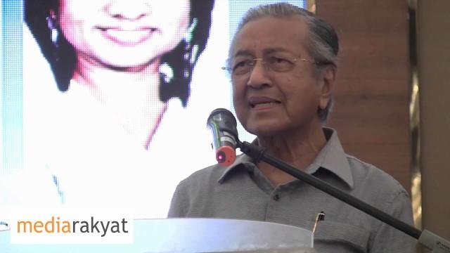Dr Mahathir: Bagi 3-4 Billion Ringgit Kepada Orang Yang Tak Kenal Tak Salah Ke?