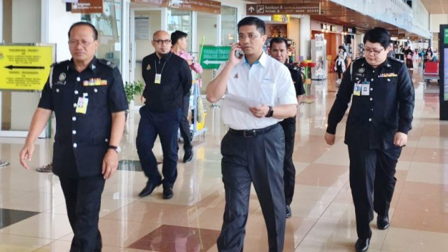 Azmin Ali: Adenan Satem has crossed the line and exposed himself as being reckless in the use of his executive power